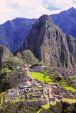 Machu Pichu World Heritage Site, Peru Stock Photos
