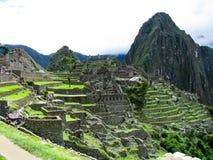 Machu Pichuu Stock Photography