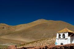 Machuca in Atacama Desert, Chile Royalty Free Stock Photography