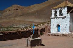 Machuca in Atacama Desert, Chile Royalty Free Stock Image
