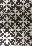 Machuca tiles. This is a photograph of machuca tiles. The pattern is absolutely unique Stock Photography
