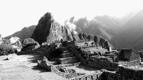 Machupichu Fotografía de archivo libre de regalías