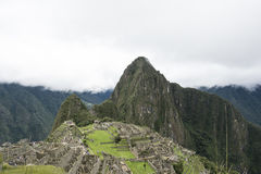 Machupichu landscape Stock Images