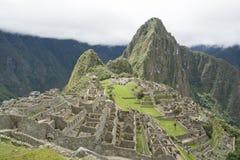 Machupichu landscape Royalty Free Stock Image