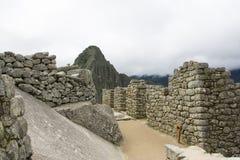 Machupichu landscape Royalty Free Stock Photography