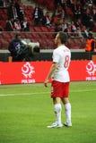 Maciej Rybus (Terek Grozny) Royalty Free Stock Photo