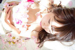 Macierzyńska fotografia kobiety które są ciężarne Fotografia Stock