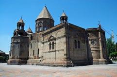 Macierzysta katedra Święty Etchmiadzin, Armenia Fotografia Stock