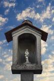 Macierzysta Teresa mała statua obrazy stock