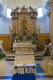Macierzysty kościół Oriolo Calabria Włochy Fotografia Stock