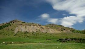 In Macin Mountains Stock Image