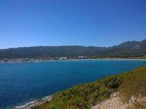 Macinnaggio, Corsica, Francia Immagine Stock Libera da Diritti