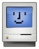 Macintosh classico Immagini Stock