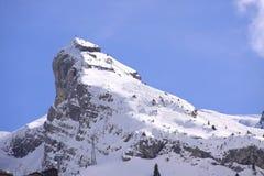 Macizo de la montaña Imagenes de archivo