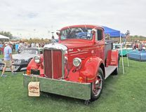 Mack Truck 1953 Royaltyfri Fotografi