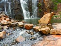 MacKenzie Waterfall Royalty Free Stock Photography