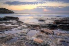 Mackenzies海湾悉尼澳大利亚 免版税库存图片
