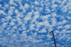 Mackerel clouds Royalty Free Stock Photos
