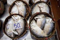 Mackerel. Fish in the market Thailand Royalty Free Stock Photography