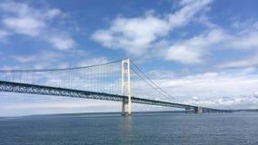 Mackinac Bridge royalty free stock photos