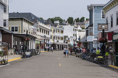 Mackinac-Insel Lizenzfreies Stockfoto