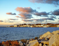 Mackinac Island Harbor, Michigan Royalty Free Stock Images