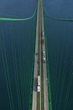 Mackinac most obraz stock