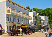 Free Mackinac Street Stock Images - 51609434