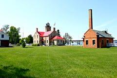 Mackinaw City Royalty Free Stock Photo