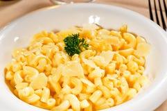 Mackintosh e formaggio fotografia stock libera da diritti