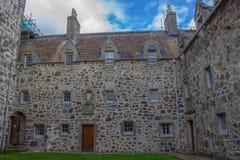 MacLean-остров клана замка Duart обдумывает Шотландию Стоковые Изображения