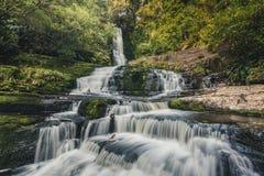 Maclean vattenfall Arkivfoto
