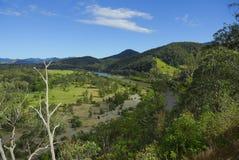 macleay река nsw стоковая фотография rf