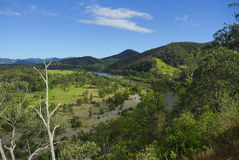 Macleay River NSW Royalty Free Stock Photography