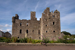 MacLellan's Castle, Kirkcudbright, Scotland Royalty Free Stock Images
