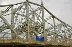 Macombs水坝桥梁, NYC 免版税库存图片