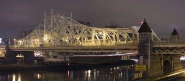 Macombs Brücke Stockbilder