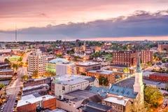 Macon, Geórgia, EUA Imagens de Stock