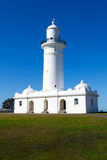 Macquarie Lighthouse in Sydney Royalty Free Stock Image