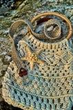 macrame шнурка Стоковая Фотография RF