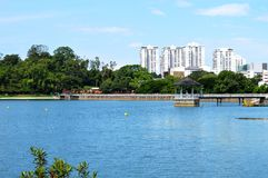 MacRitchie Reservoir Park Stock Image