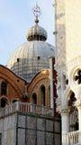 Macro architettura della cattedrale di San immagine stock libera da diritti