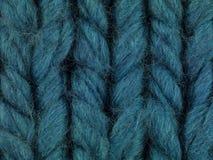 Macro azul da linha fotografia de stock royalty free