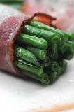 Macro beans Royalty Free Stock Photo