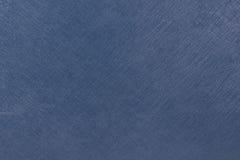 Macro of blue plastic carpet Stock Image