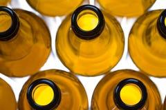 Macro bottles shot Stock Photos