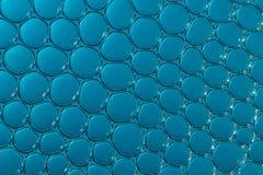 Macro bulles dans l'eau photos libres de droits