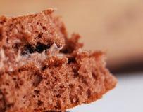 Macro of Cake,Texture Stock Photo