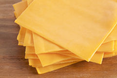 Macro cheddar cheese Royalty Free Stock Image