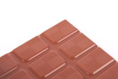 Macro chocolate Royalty Free Stock Photos